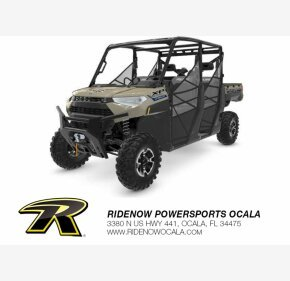 2020 Polaris Ranger Crew XP 1000 for sale 200863583