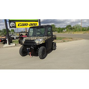 2020 Polaris Ranger XP 1000 for sale 200799933