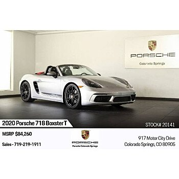 2020 Porsche 718 Boxster for sale 101407996