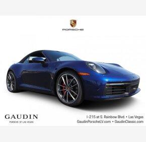 2020 Porsche 911 Carrera S Cabriolet for sale 101204126