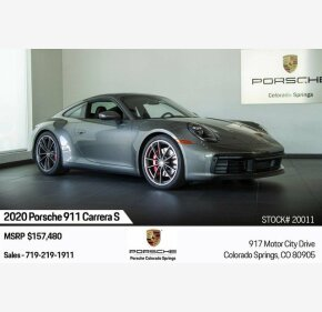 2020 Porsche 911 Coupe for sale 101209665
