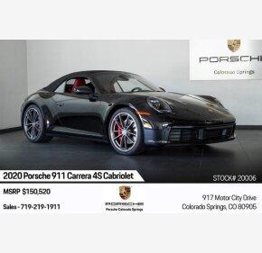2020 Porsche 911 for sale 101209686