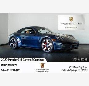 2020 Porsche 911 for sale 101225713