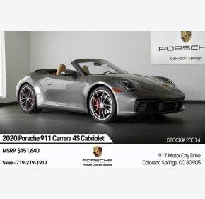 2020 Porsche 911 for sale 101227648