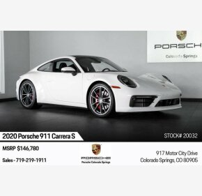 2020 Porsche 911 Coupe for sale 101230122