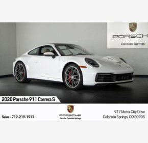 2020 Porsche 911 Coupe for sale 101246093