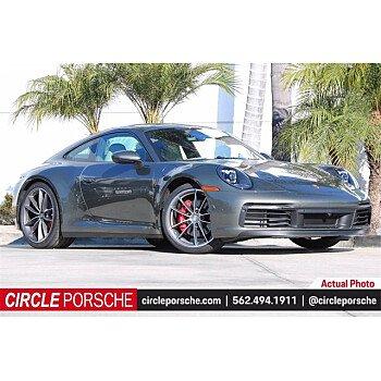 2020 Porsche 911 Carrera 4S for sale 101253091