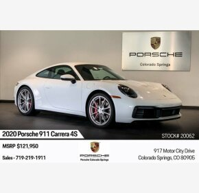 2020 Porsche 911 Coupe for sale 101256690