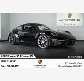2020 Porsche 911 Coupe for sale 101261318