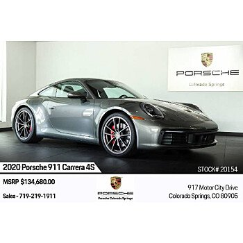 2020 Porsche 911 Carrera 4S for sale 101353722