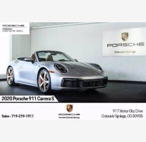 2020 Porsche 911 for sale 101407995