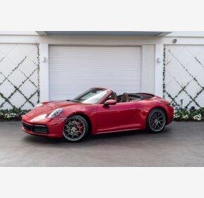 2020 Porsche 911 Cabriolet for sale 101441593