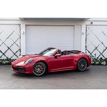 2020 Porsche 911 Cabriolet for sale 101441593