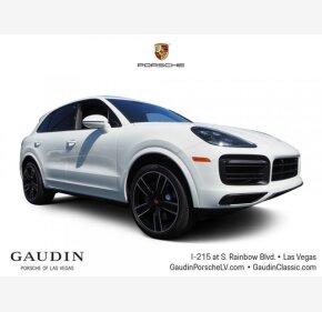 2020 Porsche Cayenne for sale 101212164