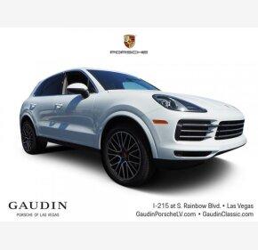 2020 Porsche Cayenne for sale 101212169