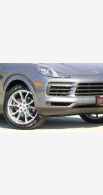 2020 Porsche Cayenne for sale 101213374