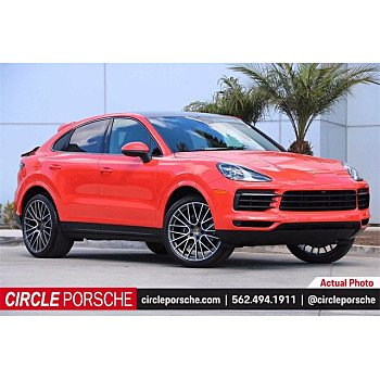 2020 Porsche Cayenne for sale 101219222