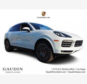 2020 Porsche Cayenne for sale 101219322