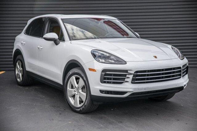 2020 Porsche Cayenne for sale near Hawthorne, California