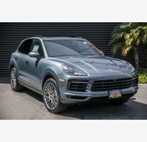 2020 Porsche Cayenne for sale 101224679