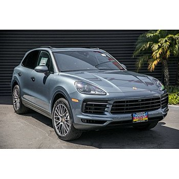 2020 Porsche Cayenne for sale 101224679