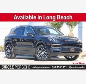 2020 Porsche Cayenne for sale 101224889