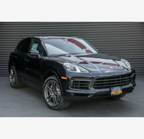2020 Porsche Cayenne for sale 101226885