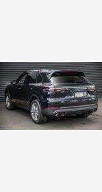 2020 Porsche Cayenne for sale 101229122