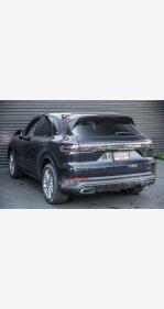2020 Porsche Cayenne for sale 101230491