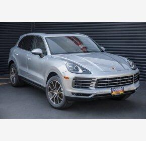 2020 Porsche Cayenne for sale 101230492