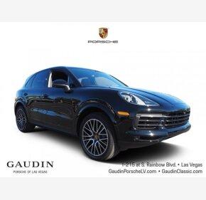 2020 Porsche Cayenne for sale 101233203