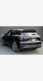 2020 Porsche Cayenne for sale 101236079