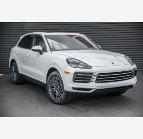 2020 Porsche Cayenne for sale 101248380