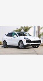 2020 Porsche Cayenne for sale 101270019