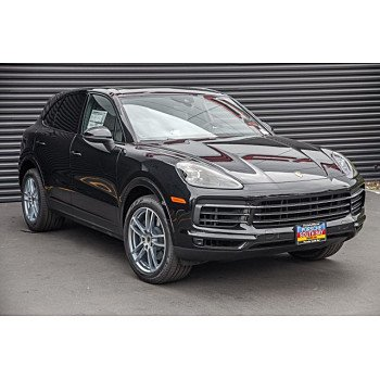 2020 Porsche Cayenne for sale 101283701