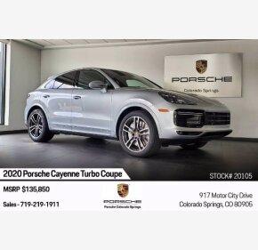 2020 Porsche Cayenne Turbo for sale 101299927