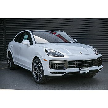 2020 Porsche Cayenne Turbo for sale 101303530