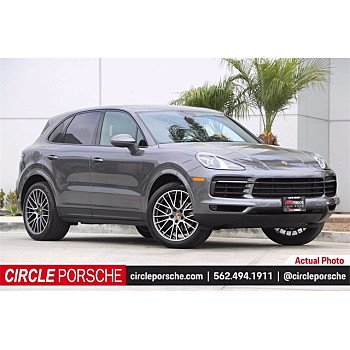2020 Porsche Cayenne for sale 101317868