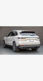 2020 Porsche Cayenne for sale 101343025