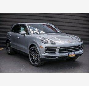 2020 Porsche Cayenne for sale 101343031