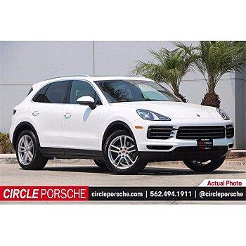 2020 Porsche Cayenne for sale 101360861