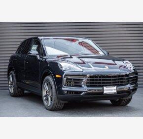 2020 Porsche Cayenne for sale 101364789