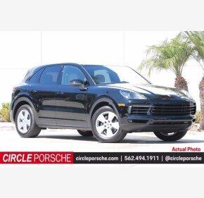 2020 Porsche Cayenne for sale 101374754