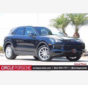 2020 Porsche Cayenne for sale 101382414
