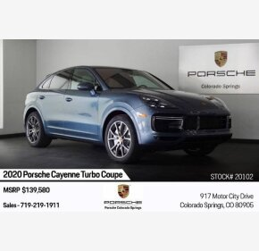 2020 Porsche Cayenne Turbo for sale 101397192