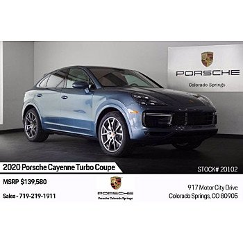 2020 Porsche Cayenne Turbo for sale 101397192
