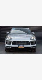 2020 Porsche Cayenne for sale 101429358