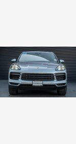 2020 Porsche Cayenne for sale 101436430