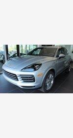 2020 Porsche Cayenne for sale 101446166