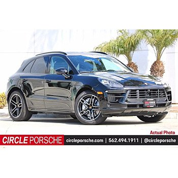 2020 Porsche Macan Turbo for sale 101224890